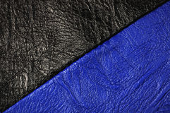 Leather patch Royalty Free Stock Photography
