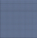 Blue and black elements for printing on fabric Stock Images
