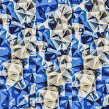 Blue black and grey abstract texture. Blue black and grey modern abstract background Stock Photography