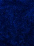 Blue on Black Texture Stock Photography
