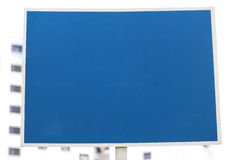 Blue Blank Board Stock Photos