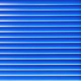Blue blinder. Modern blue light blinder close up background Royalty Free Stock Images