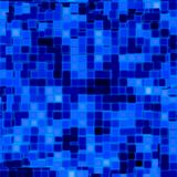 Blue blocks Royalty Free Stock Image