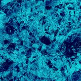 Blue blood veins splatter stained grunge worn texture old paper background. Blue blood veins grunge stains old splatter paper that has got worn look. Perfect for royalty free stock images