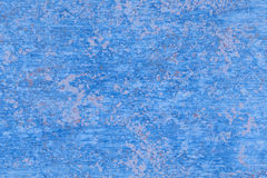 Blue, blue and blue textureblue. Closeup view of a beautiful color combination Stock Photos