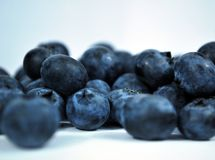 Blue, Blueberry, Berry, Fruit Royalty Free Stock Photo