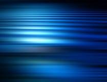 Blue Blur. Background Royalty Free Illustration