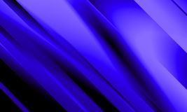 Blue blur abstract background vector design, colorful blurred shaded background, vivid color vector illustration. Many uses for advertising, book page royalty free illustration