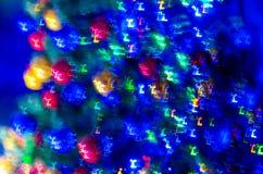 Blue blur background texture Stock Photo