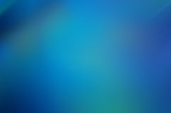 Blue Blurred Abstract Background vector illustration