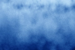 Blue blurred background Royalty Free Stock Photos