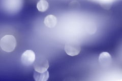 Blue Blurred Background Wallpaper - Stock Photo Stock Image