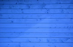 Blue boards Royalty Free Stock Photo