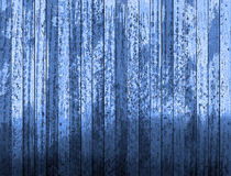 Blue boards background. Royalty Free Stock Photos