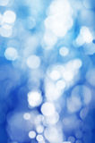 Blue bokeh abstract light background. Abstract backdrop backgrounds beam blue bright vector illustration