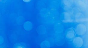 Free Blue Bokeh Background Stock Photography - 25637142