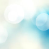 Blue Bokeh background Royalty Free Stock Photos