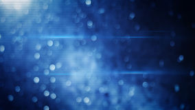 Blue bokeh lights background. Blue bokeh lights abstract background Royalty Free Stock Image