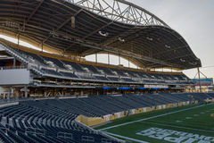 Blue Bombers Royalty Free Stock Photography