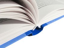 Blue book Stock Photo