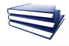 Blue book Royalty Free Stock Photos