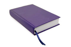 Blue book Stock Photos