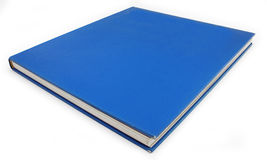 Blue Book Background Democrat Politics concept stock photo