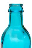 Blue Bottle Stock Photo