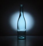Blue Bottle Royalty Free Stock Image