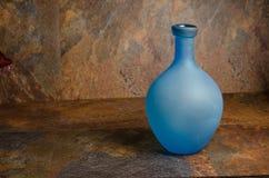 Blue bottle Stock Photos