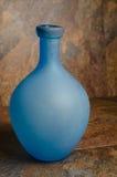 Blue bottle Royalty Free Stock Images