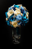 Blue bouquet Royalty Free Stock Photography