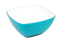 Blue bowl Stock Photo