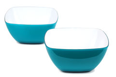 Blue bowl Royalty Free Stock Photography