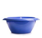 Blue bowl Stock Photo