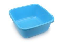 Blue bowl Royalty Free Stock Image