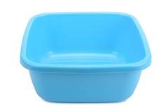 Blue bowl Royalty Free Stock Photos