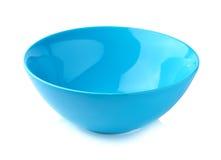 Blue bowl Royalty Free Stock Photo