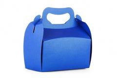 Blue Box Royalty Free Stock Photo