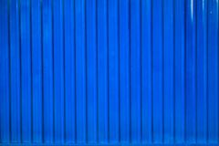 Blue box container striped line background Royalty Free Stock Photo