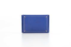 Blue box Stock Photos