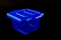 Blue boxes Royalty Free Stock Image