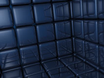 Blue brick Royalty Free Stock Images