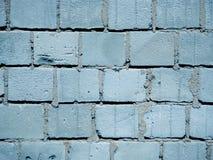 Free Blue Brick Breeze Wall Stock Photos - 12638133