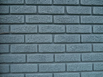 Blue Brick Wall Texture Royalty Free Stock Images