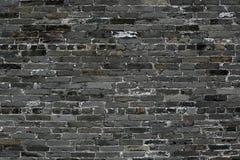 Blue bricks wall Royalty Free Stock Photo