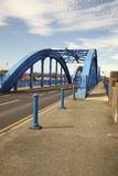 Blue bridge Stock Photography