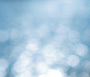 Blue bright background. Beauty Blue bright background bokeh Stock Images