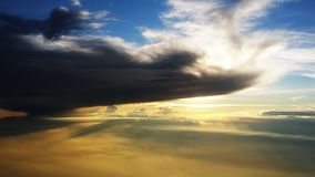 Blue, Bright, Cloud Stock Photography