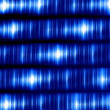 Blue bright futuristic background image. Picture lots copy space lines text. Binary signals design element. Code illustration. Stock Photography